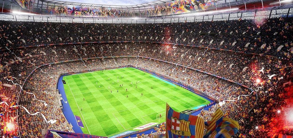 استادیوم نیوکمپ | تور چک فرانسه بارسلون نیکا گشت