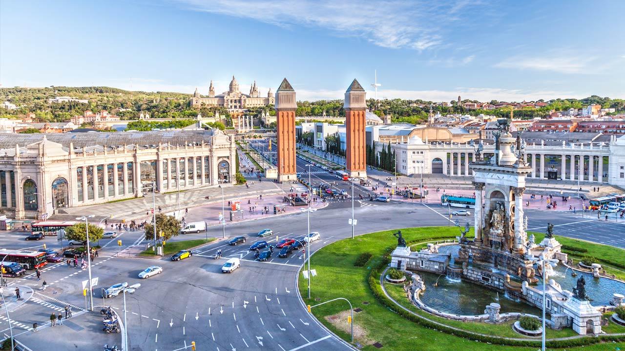 اسپانیا بارسلون